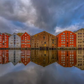 Trondheim, Norway  by Grete Øiamo - Buildings & Architecture Public & Historical
