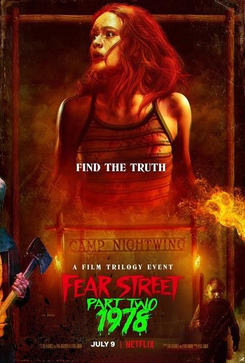 La calle del terror - Parte 2: 1978 (Fear Street 2)