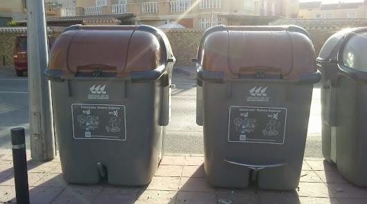 El contenedor marrón para residuos orgánicos, obligatorio antes de 2023