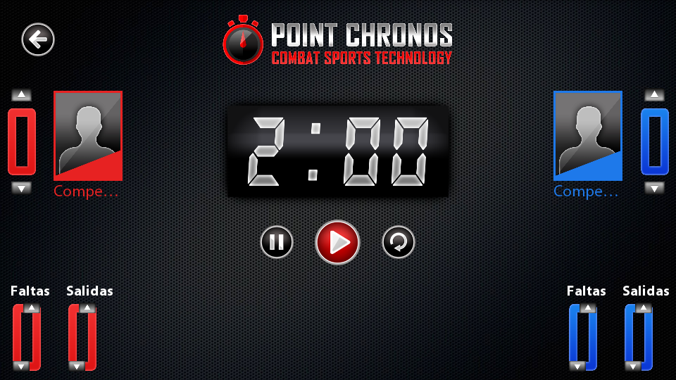 Point Chronos FREE - Point Fight Scoreboard- screenshot