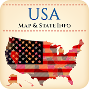 Download App Map of USA