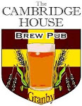 Logo of Cambridge House Brewpub Rocky Red To Dublin
