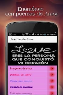 Poemas Para Enamorar Aplicacions A Google Play