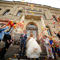Wedding photographer Andrey Ponomarev (pampam). Photo of 26.06.2016