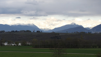 Photo: I think the Alps again :)