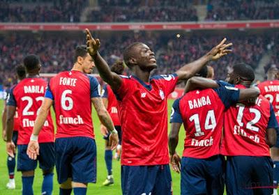 Ligue 1: Lille renoue avec le succès et consolide sa deuxième place