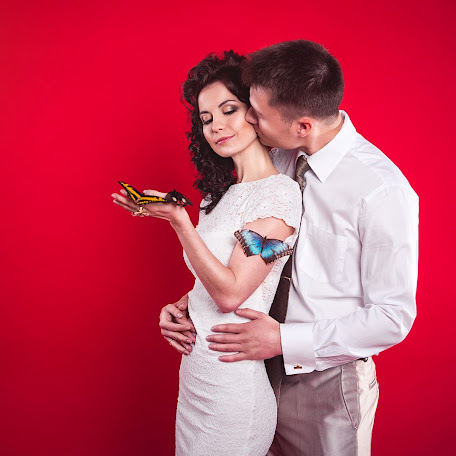 Wedding photographer Elena Butova (aelinn). Photo of 15.12.2015