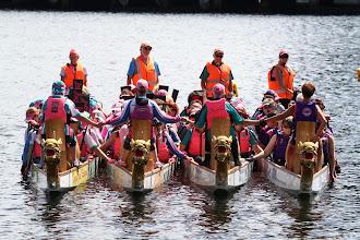 Photo: Melbourne International DraGON Boat festival March 2012