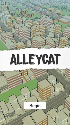 Alleycat  astuce 1
