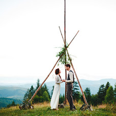 Wedding photographer Elena Trusova (Raspberry). Photo of 17.08.2015