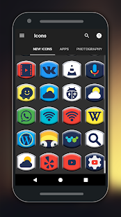 Zedmo - Icon Pack Screenshot