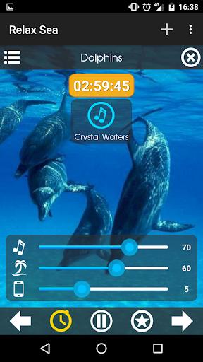 玩生活App|放鬆海 - 大自然的聲音免費|APP試玩