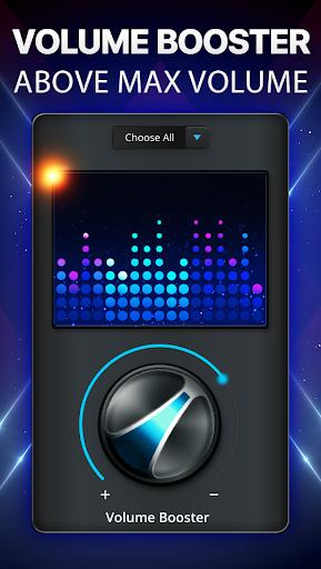 Super Sound Booster ud83cudf9bufe0f Louder Volume Booster 500% 1.0 screenshots 2