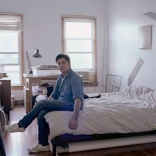 Photo: title: John Ortiz, Brooklyn, New York date: 2014 relationship: friends, art, met through Kanishka Raja years known: 5-10