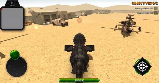 Battle Dinosaur Clash  trampa 8