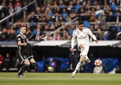 Raphaël Varane devrait rester au Real