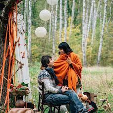 Wedding photographer Katya Solomina (solomeka). Photo of 04.10.2016