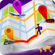 Download GPS Route Finder APK for Android Kitkat