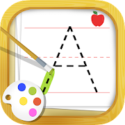 ABC Tracing for Preschool Kids Free Phonics Game