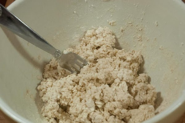 When the yeast has dissolved, add the flour, salt and egg.