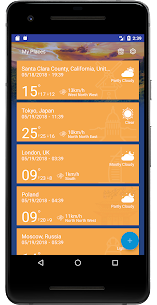 Weather Forecast Pro: Timeline, Radar, MoonView 3.20.03.14 Mod + Data for Android 1