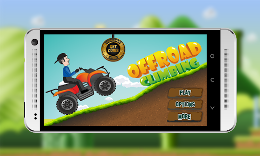 Off Road Climbing - Car Racing- screenshot thumbnail