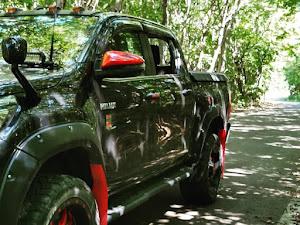 ハイラックス 4WD ピックアップ  のカスタム事例画像 マサノリちゃんさんの2020年08月23日16:28の投稿