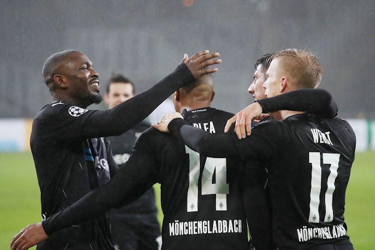 🎥 La joie des joueurs de Mönchengladbach devant le match de l'Inter