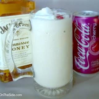 Cherry Coke and Jack Shake.