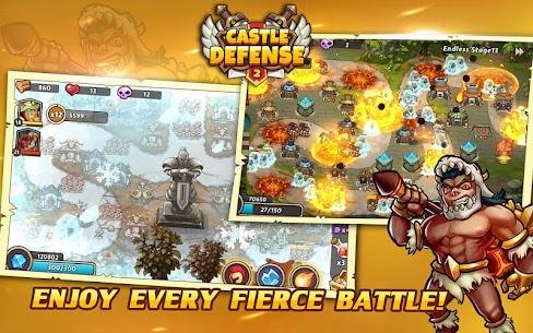 Castle Defense 2 MOD Apk 3.2.2(Unlimited Money) 1