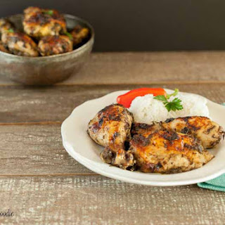 Easy Baked Jerk Chicken Low Carb