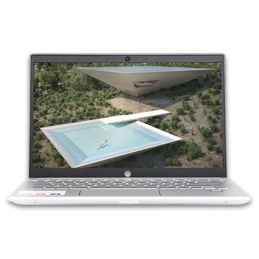 Máy tính xách tay/ Laptop HP Pavilion 14-ce0023TU (4MF06PA) (Hồng)