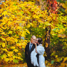 Wedding photographer Kseniya Puntus (puntus). Photo of 12.10.2016