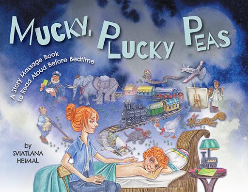 Mucky, Plucky Peas