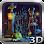 Halloween Cemetery 3D LWP Appar för Android