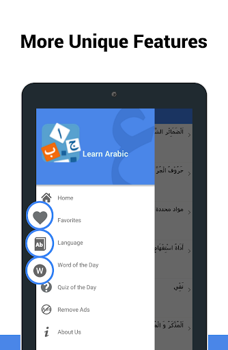 Learn Arabic - Language Learning App screenshot 17