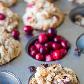 Cranberry Granola Muffins