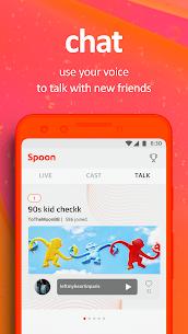 Spoon | Audio Live Streaming & Podcast Platform 3