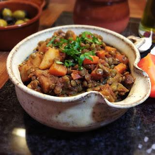 Lentejas Caseras ~ Traditional Spanish Lentils Recipe