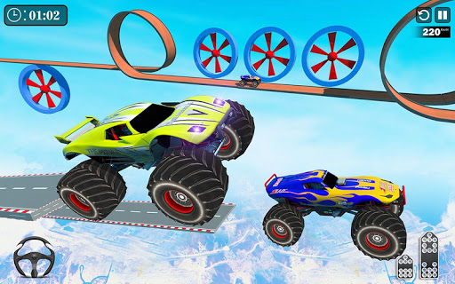 Insane GT Stunts : Mega Ramp Games screenshots 11
