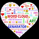 Word Cloud Art Generator 1.0.4