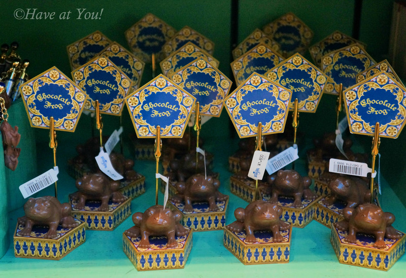 HP Chocolate Frogs