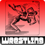 Wrestling training Icon