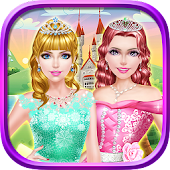 Princess Sisters - Royal Salon