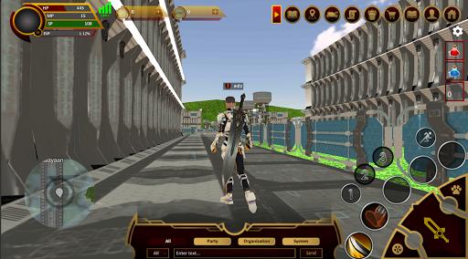 Walk Online Mobile 0.9.7a screenshots 5