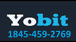Yobit Support  Number +1845-459-2769