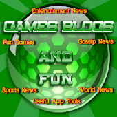 Games Blogs and Fun