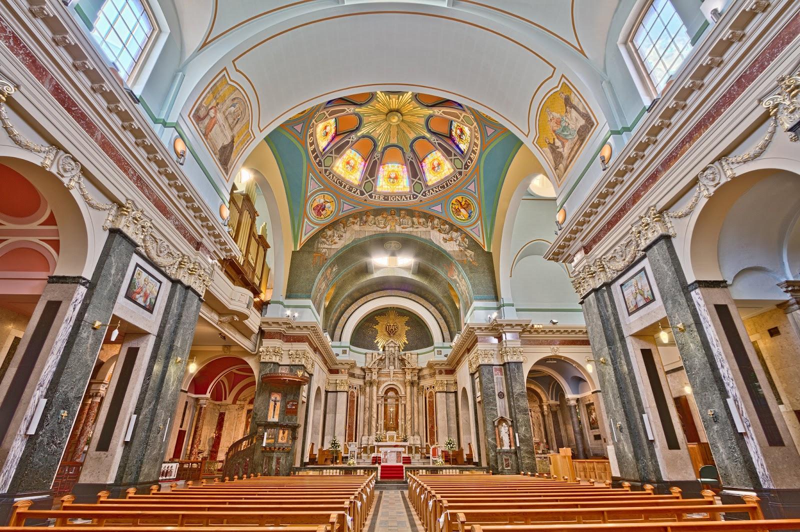 Nhà thờ Thánh Aloysius – thành phố Glasgow, Scotland