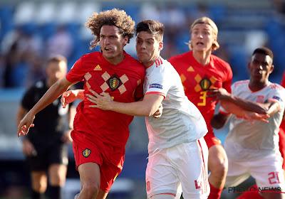 """Wout Faes na gelijkspel tegen Bosnië: """"We spelen goed, maar de bal wou er niet in"""""""