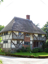 Photo: Thatched roof